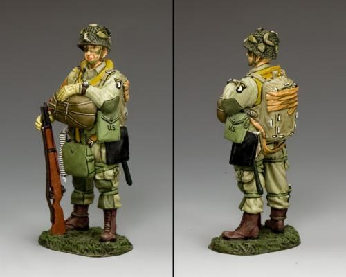 DD270-2 - US Standing Paratroopers (101st Airborne)