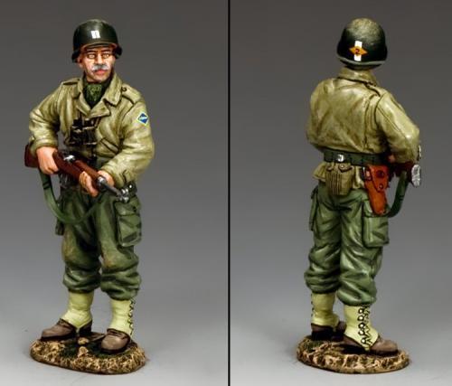DD275 - Capt. Dale Dye ... Weapons Training