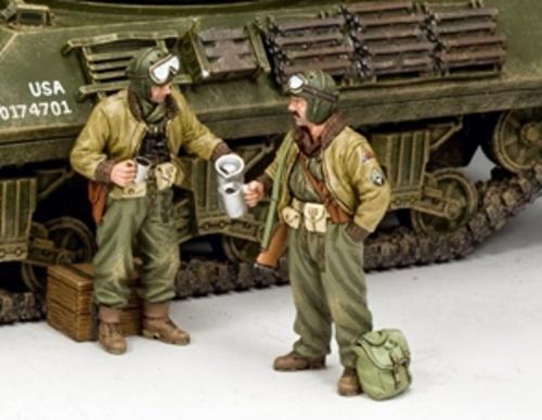 DD280 - Tank Crew set 1