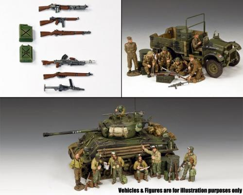 DD290 - Allied Weapons Set