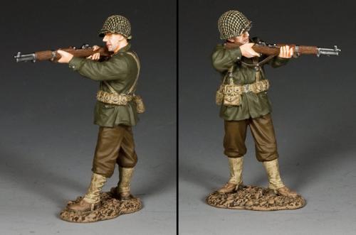 DD310 - US Standing Rifleman