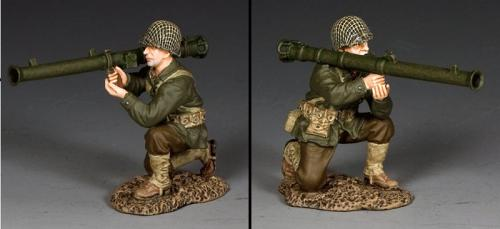 DD312 - US Kneeling Bazooka Guy