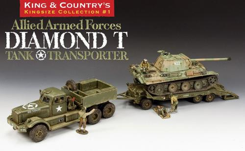 DD318 - Kingsize Collection N°1 (photo 2) - The Diamond T Tank Transporter.jpg