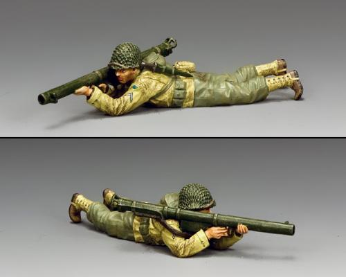 DD325 - The Bazooka Man - disponible début août