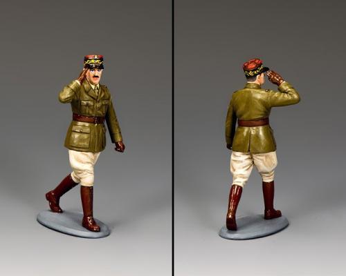 DD328 - Charles De Gaulle - disponible début août