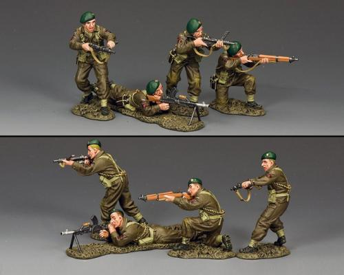 DD331 - Free french Commandos Set N° 1