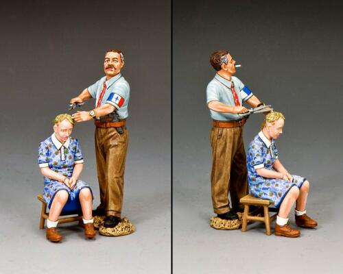 DD351 - The Barber  his Victim - disponible début novembre