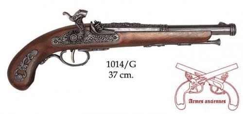 DENIX - Armes anciennes - 1014G - Percussion pistol, France 1832 - disponible sur commande