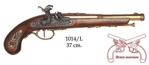 DENIX - Armes anciennes - 1014L - Percussion pistol, France 1832 - disponible sur commande