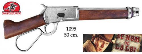 DENIX - Carabine - 1095 - Mare s Leg rifle, USA 1892 - fusil de Steve Mc Queen dans le feuilleton Au nom de la loi - disponible sur commande - momentanément hors stock