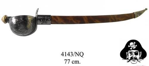 DENIX - Pirate - 4143NQ - Barbarroja s pirate sabre, 16th. Century - disponible sur commande