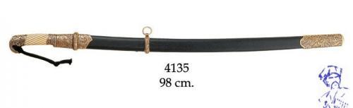 DENIX - Sabre - 4135 - Shashka cosac cavalry sabre, Russia 1881 - disponible sur commande