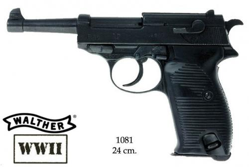 DENIX - WWII - 1081 - Automatic Military Gun Walter P.38, Germany (1938) - EN STOCK