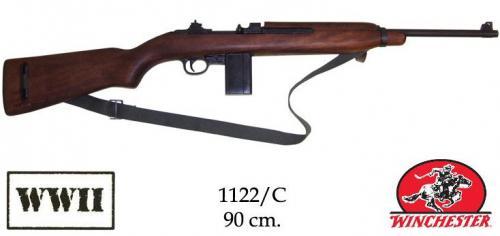 DENIX - WWII - 1122C - M1 carbine, caliber .30, des. by Winchester, USA 1941 (vendu avec bretelle) - EN STOCK