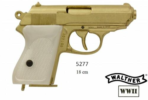 DENIX - WWII - 5277 - German Waffen-SSPPK Semiautomatic by Walther - disponible sur commande