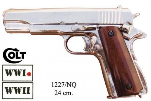 DENIX - WWI and WWII - 1227NQ - M1911 pistol, made by Colt, USA 1911 - disponible sur commande