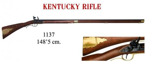 DENIX - carabine - 1137 - Kentucky Rifle 1776 - disponible sur commande