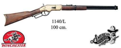 DENIX - carabine - 1140L - Mod. 66 Carabine Winchester, USA 1866 - disponible sur commande