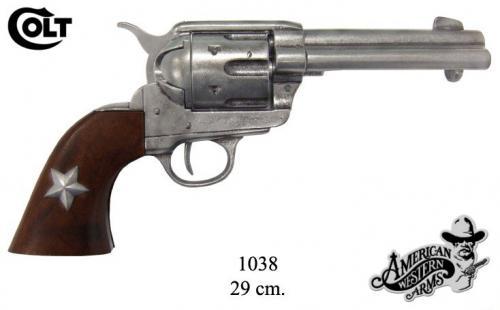 DENIX - revolver - 1038 - Calibre 45 peacemaker 4,75 -  Samuel Colt, USA 1873 - disponible sur commande