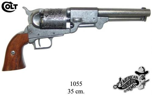 DENIX - revolver - 1055 - Dragoon Army - S. Colt, USA 1848 - EN STOCK