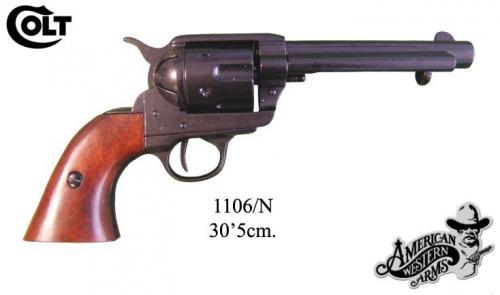 DENIX - revolver - 1106N - Calibre 45 peacemaker revolver 5,1 2 - Samuel Colt, USA 1873 - EN STOCK
