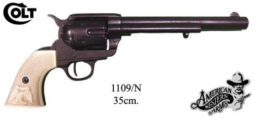 DENIX - revolver - 1109N - Calibre 45 peacemaker revolver 7,1 2 - S. Colt, USA 1873 - disponible sur commande