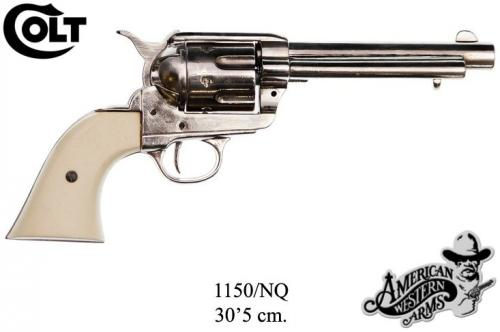 DENIX - revolver - 1150NQ - 45 caliber Peacemaker revolver 5.5, designed by S. Colt, USA 1873 - EN STOCK