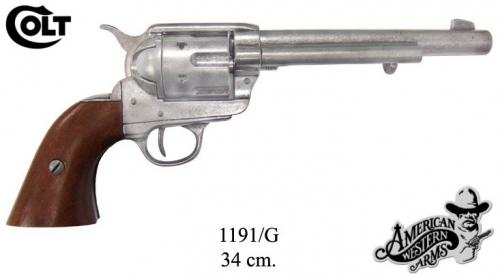 DENIX - revolver - 1191G - Calibre 45 Cavalry revolver - S.Colt, USA 1873 - disponible sur commande
