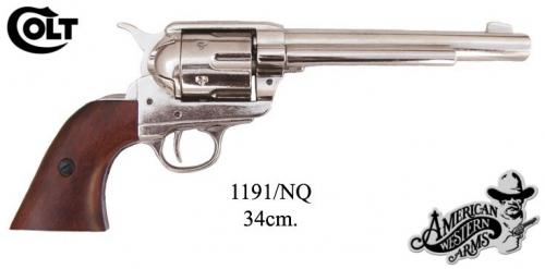 DENIX - revolver - 1191NQ - Calibre 45 Cavalry revolver - Samuel Colt, USA 1873 - disponible sur commande