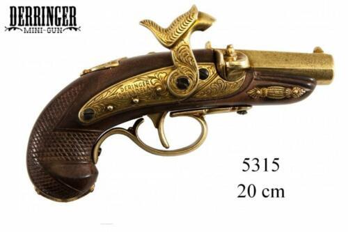 DENIX - revolver - 5315 - Percussion Philadelphia Derringer Pistol, USA 1862 - EN STOCK