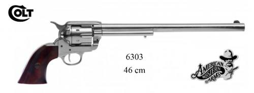 DENIX - revolver - 6303 - Cal.45 Peacemaker 12 Revolver, USA 1873 - disponible sur commande