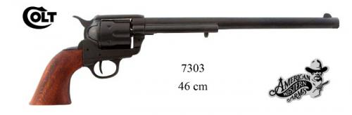 DENIX - revolver - 7303 - Cal.45 Peacemaker 12 Revolver, USA 1873 - disponible sur commande