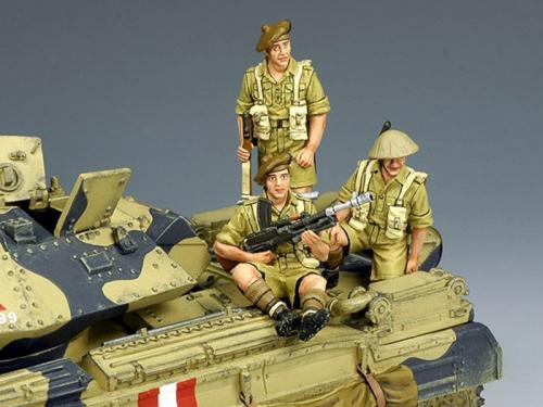 EA030 - Eighth Army Tank Rider