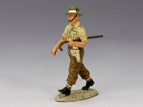 EA036 - Marching Indian Army Officer