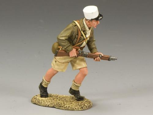 EA051 - Legionnaire Advancing with Rifle
