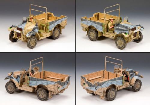 EA062 - Morris CS8 British 15cwt. Truck (250 exempl.)