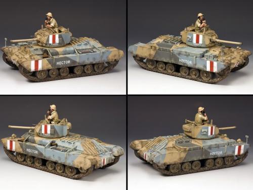 EA078 - Valentine MK III Tank