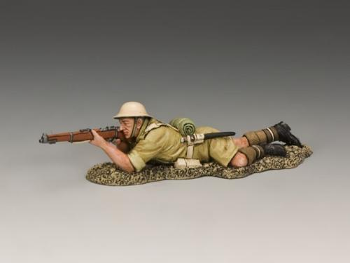 EA082 - Lying Firing Rifleman