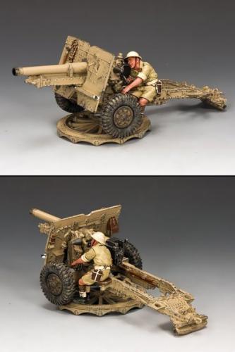 EA087(BR) - 25 Pdr. Field Gun (Brit.)