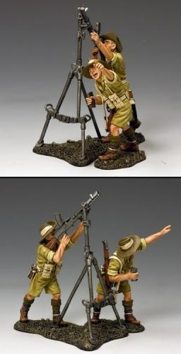 EA097 - Aussie Anti-Aircraft Bren Gun Team
