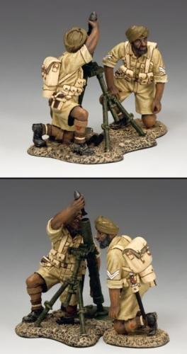 EA103 - Sikh Mortar Team