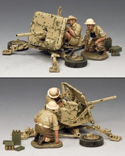 EA107(AU) - 2-Pounder Anti tank Gun