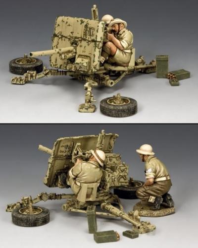 EA107(BR) - 2-Pounder Anti Tank Gun