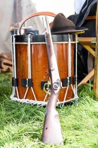 Erquelinnes 2015 - Drums and Guns