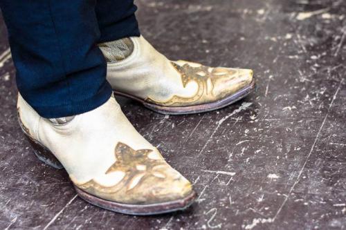 Erquelinnes 2015 - Line dancers boots