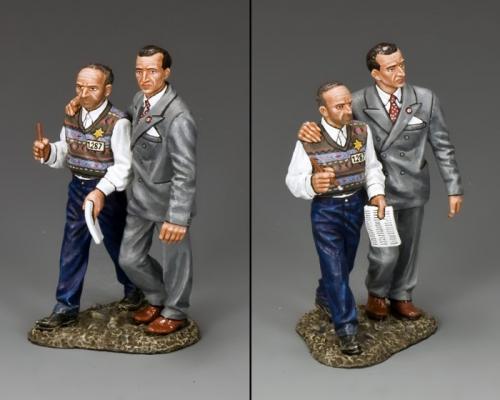 FOB089 - Oskar Schindler and Itzhak Stern
