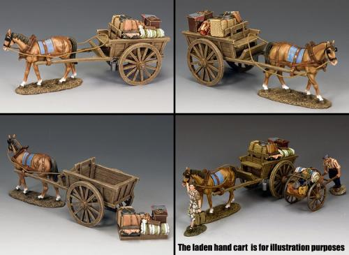 FOB098 - The Refugee Horse and Cart