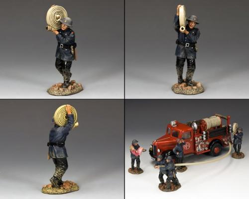 FOB106 - Fireman with Hose