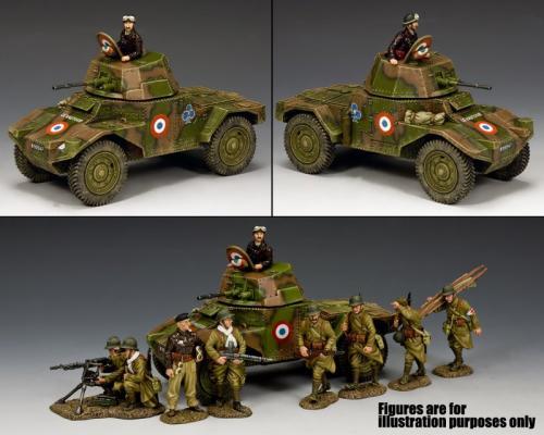 FOB111 - The Panhard 178 Armoured Car