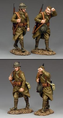 FOB114 - Marching Poilus